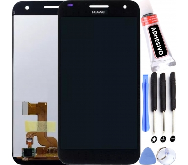 Display For Huawei Ascend G7, Color Black, HD-A ARREGLATELO - 1