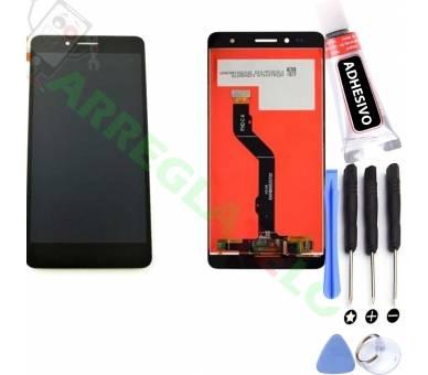 Pełny ekran dla Huawei Honor 5X Black Black ARREGLATELO - 1