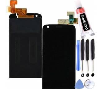 Pantalla Completa para LG G5 IH840 H850 H820 H830 US992 VS987 Negro Negra ARREGLATELO - 1