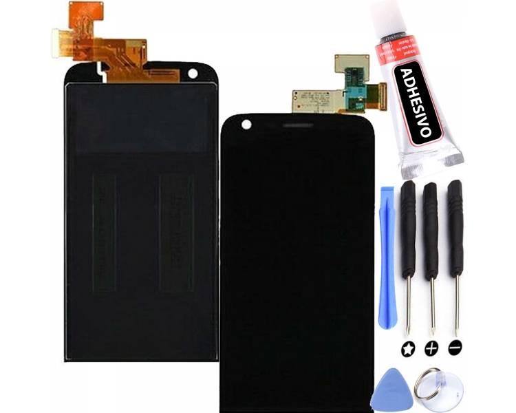Display For LG G5, Color Black
