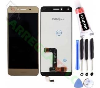Pantalla Completa para Huawei Y5 2 Y5-2 II REF: TXDT500QYPA-213 Dorado Dorada ARREGLATELO - 1