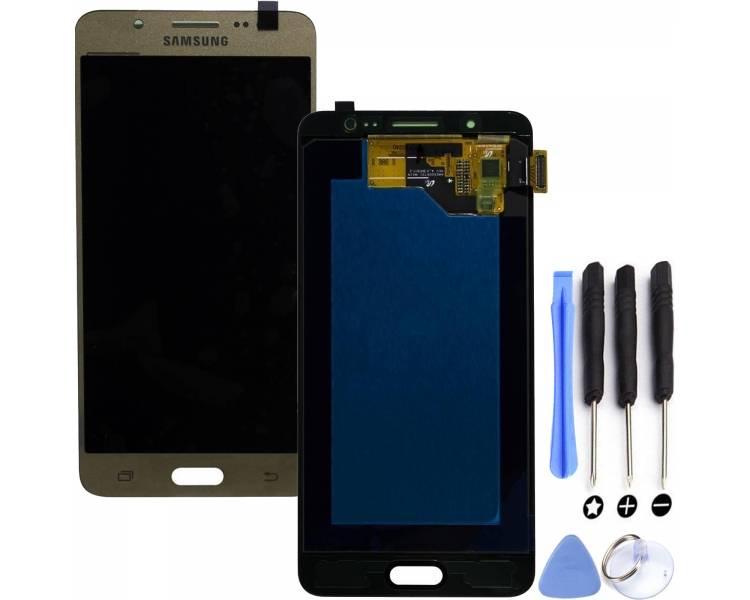 Origineel volledig scherm voor Samsung Galaxy J5 J510F J510 Gold 2016 Gold Samsung - 1