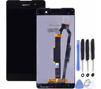 Bildschirm Display für Sony Xperia E5 F3311 F3313 Schwarz ARREGLATELO - 1