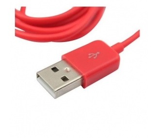 iPhone 4/4S Cable - Red Color ARREGLATELO - 3