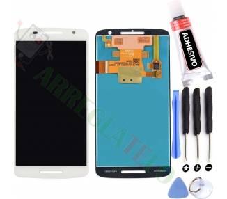 Pełny ekran dla Motorola Moto X Play XT1562 White White
