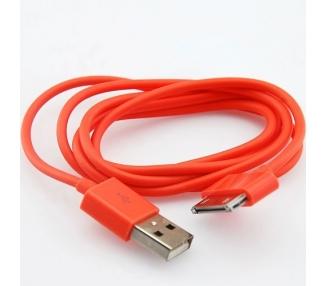 iPhone 4/4S Cable - Red Color ARREGLATELO - 5