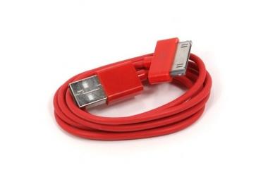 iPhone 4/4S Cable - Red Color ARREGLATELO - 7
