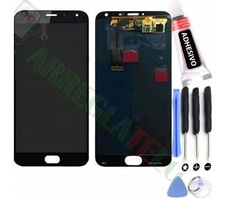 Pantalla Completa para Meizu MX5 MX 5 Negro Negra ARREGLATELO - 1