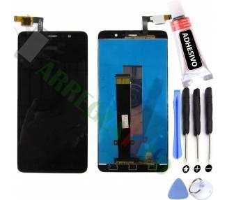 Display For Xiaomi Redmi Note 3, Color Black
