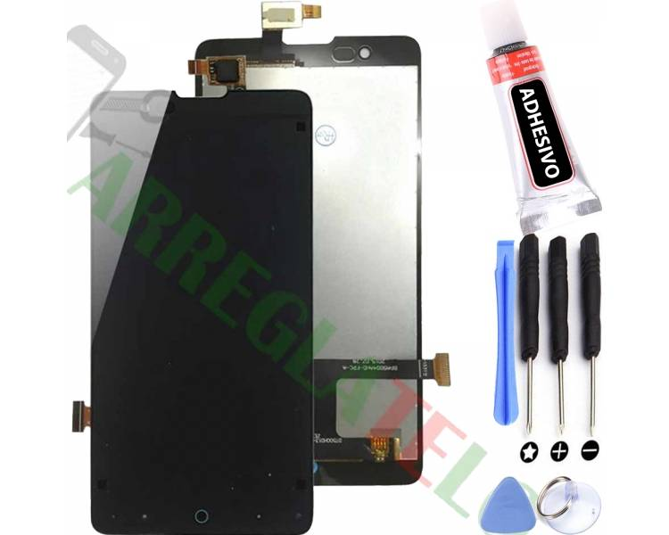 Display For ZTE Blade L3 Plus | Color Black |   ULTRA+ - 1