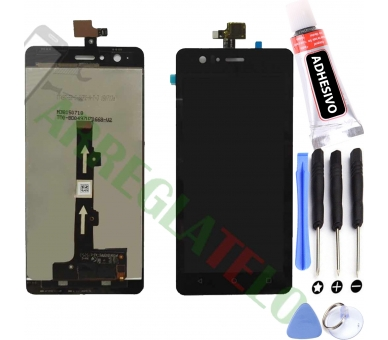 Display For BQ Aquaris M5 | Color Black |   ULTRA+ - 1