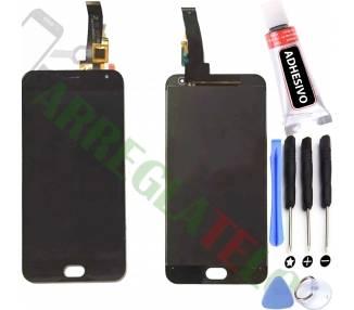 Display For Meizu M2 Mini, Color Black