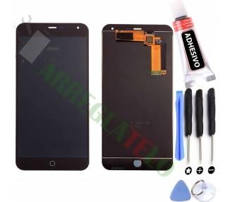 Pełny ekran dla Meizu M1 Note M463U Czarny Czarny