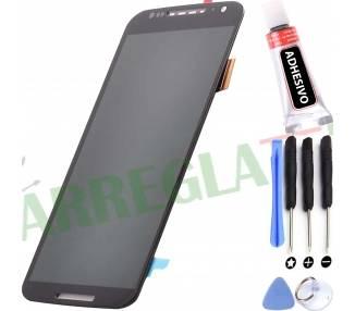 Pantalla Completa para Motorola Moto X2 XT1092 XT1095 XT1096 Negro Negra ARREGLATELO - 1