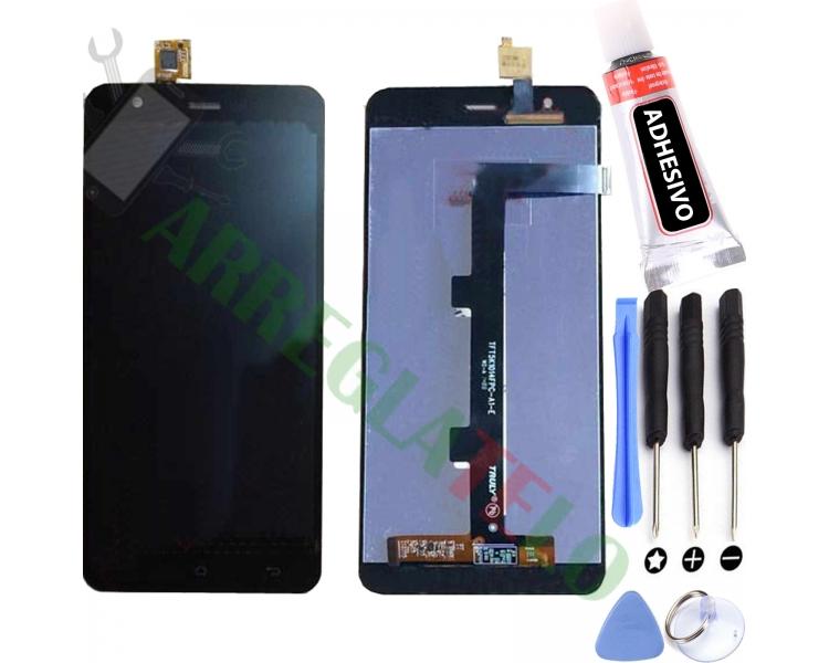 Pełny ekran dla Jiayu S3 / S3 Advance Black Black