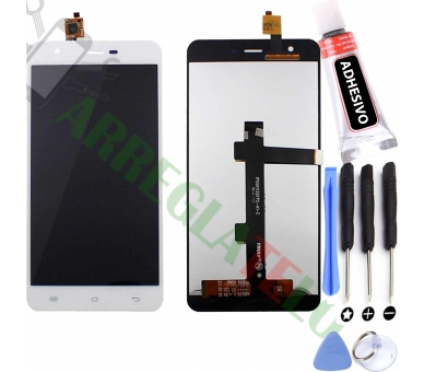 Display For Jiayu S3 | Color White |   ULTRA+ - 1