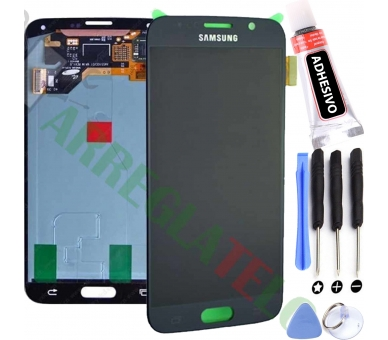 Display For Samsung Galaxy S6 | Color Black |  Original Amoled ULTRA+ - 1
