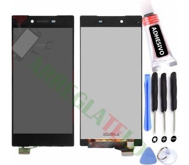 Pantalla Completa para Sony Xperia Z5 E6603 E6633 E6653 Negro Negra ULTRA+ - 1