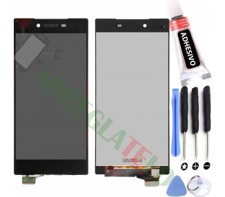 Pantalla Completa para Sony Xperia Z5 E6603 E6633 E6653 Negro Negra ARREGLATELO - 1