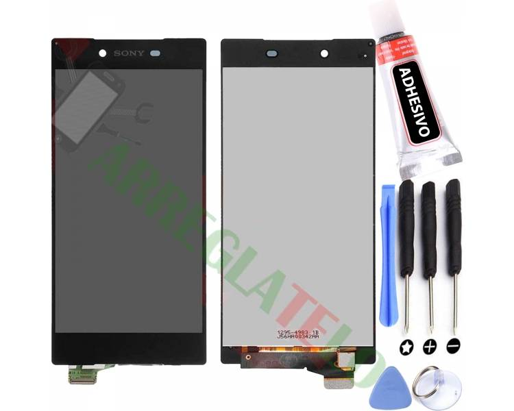 Display For Sony Xperia Z5 | Color Black |   ULTRA+ - 1