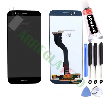 Display For Huawei Ascend G8 | Color Black | ULTRA+ - 1