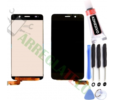 Display For Huawei Ascend Y635 | Color Black | ULTRA+ - 1