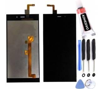 Display For Xiaomi Mi 3, Color Black