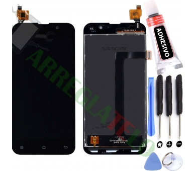 Display For Zopo C2 | Color Black | ULTRA+ - 1
