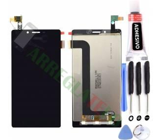 Display For Xiaomi Redmi Note 1, Color Black