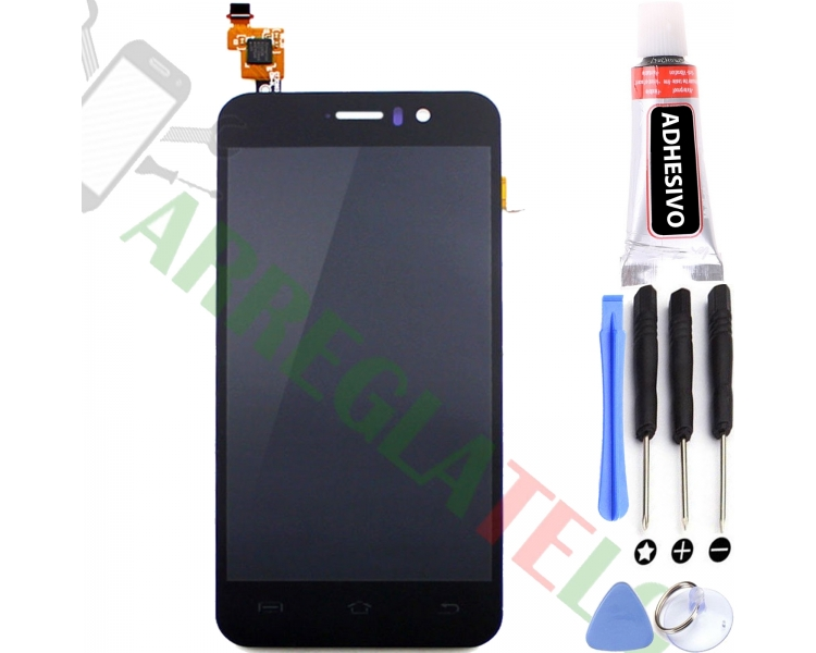 Display For Jiayu G5 | Color Black | ULTRA+ - 1