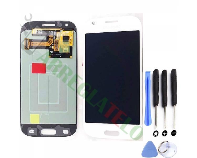 Pantalla Completa para Samsung Galaxy Ace 4 Blanco Blanca ULTRA+ - 1