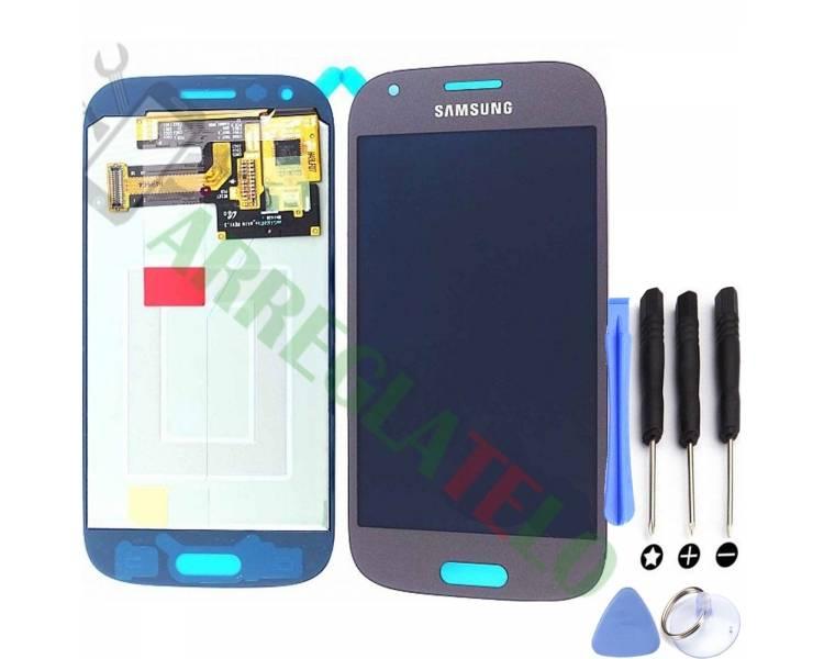 Schermo Display per Samsung Galaxy Ace 4 Nero Blu ARREGLATELO - 1