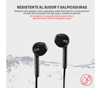 Bluetooth 4.1 Earphones for iPhone and Samsung ARREGLATELO - 2