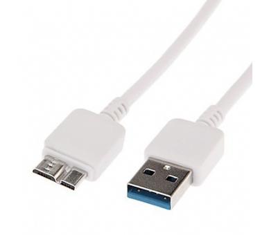 CABLE DE DATOS Y CARGA MICROUSB MICRO-USB 3.0 PARA SAMSUNG GALAXY NOTE 3 N9005 ARREGLATELO - 3