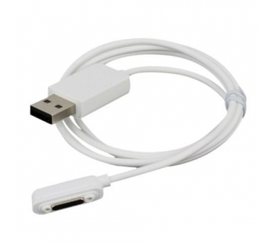 Magnetic Charging Cable for Sony Xperia White - 2