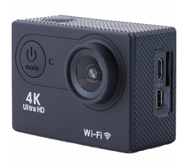 Camara Ultra HD 4K WiFi Vídeo Deportiva Accion Sumergible Impermeable 12MP  - 8