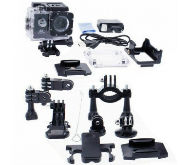 ULTRA HD 4k Underwater Sports Camera  - 9