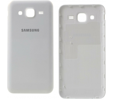 Tapa Trasera para Samsung Galaxy J5 J500F Blanco Blanca Original Samsung - 1