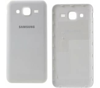 Back Cover voor Samsung Galaxy J5 J500F Wit Wit Origineel