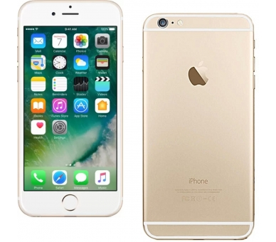Apple iPhone 6 | 128GB | Dorado | Libre | Grado A+  - 1