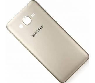 Tapa trasera original para Samsung Galaxy Grand Prime G530 Dorado