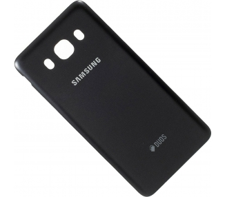 Tapa trasera Original para Samsung Galaxy J5 2016 J510 J510F Negro Negra