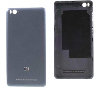Tapa trasera original para Xiaomi Mi4C Mi 4C color gris