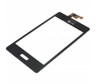 Tactil para LG L5 Negro Negra  - 1