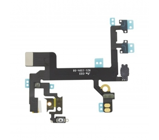 Flex-Tasten Lautstärke, Ein Aus, Blitz, Stummschaltung für iPhone SE