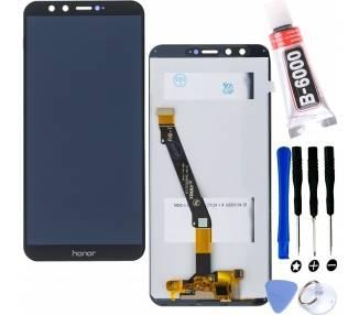 Pantalla Completa para Huawei Honor 9 Lite Negro Negra  - 1
