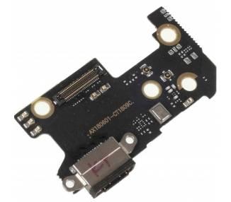 USB-Ladeplatte Typ C mit Antenne und Mikrofon für Xiaomi Mi 8