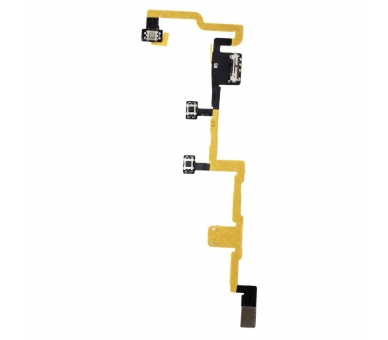 Cable Flex Boton Power Encendido Volumen Mute Buttons para Ipad 2 ARREGLATELO - 3