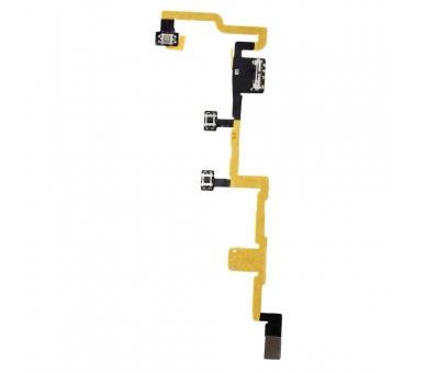 Cable Flex Boton Power Encendido Volumen Mute para Ipad 2 Apple - 3