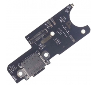 Placa de Carga USB Tipo C con Antenna & Microfono para Xiaomi Pocophone F1